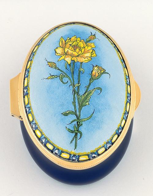 Staffordshire Yellow Rose (21-461)