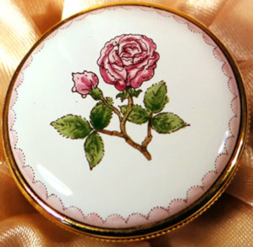 Staffordshire Rose Bonbonniere 92 173