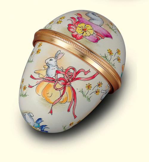 Staffordshire Baby Bunny Egg (51-001)