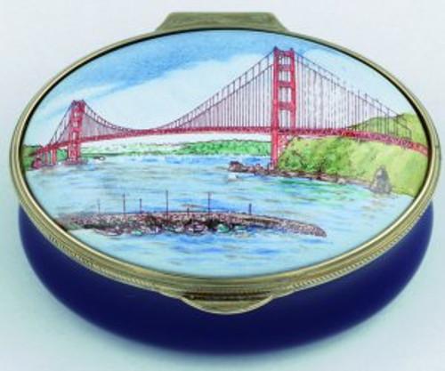 Staffordshire San Francisco-Golden Gate Bridge