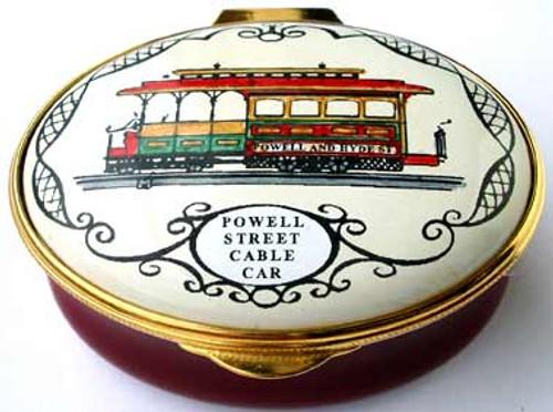 Staffordshire San Francisco-Cable Car