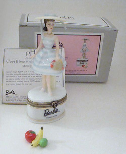 Suburban Shopper Barbie with Fruit