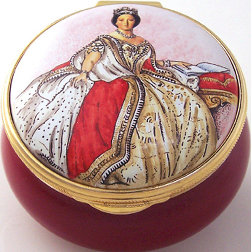 Staffordshire Heritage Queen Victoria-Young (T316)