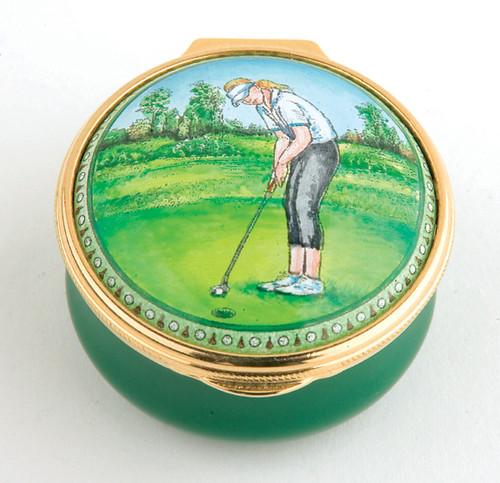 Staffordshire Golfer Female (05-249)