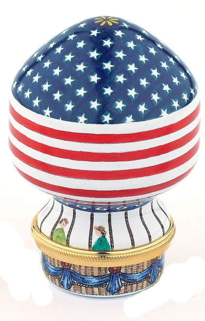 Staffordshire Balloon - USA (55-057)