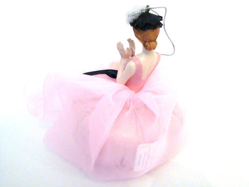 Pink Lady Pin Cushion Doll #DI2289