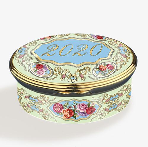 Halcyon Days 2020 Year Box ENYB200102G