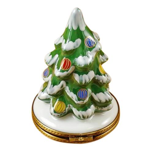 Rochard CHRISTMAS TREE Limoges Box RX144