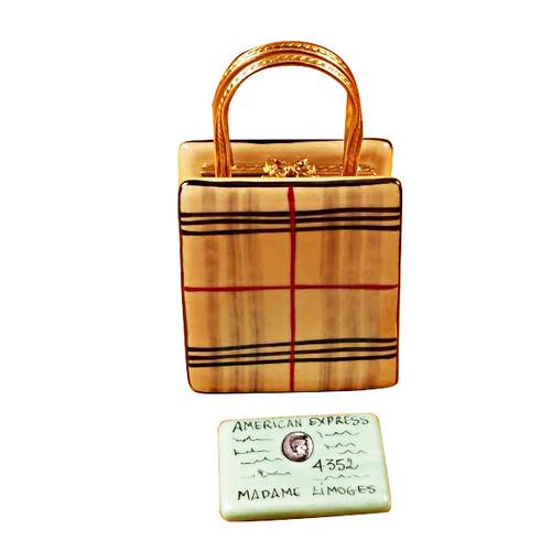 Rochard DESIGNER SHOPPING BAG Limoges Box RL201-I