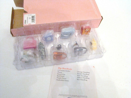 American Girl AG Mini Boutique HIP HANDBAGS Boxed Set YFA1 (YFA1)
