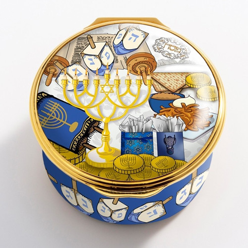 Happy Hanukkah Box ENHAH1001G
