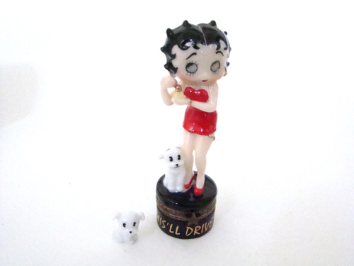 Betty Boop with Pudgy PHB (39457-1)