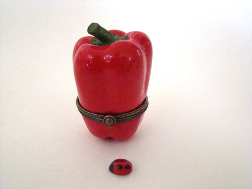 Midwest of Cannon Falls Red Pepper with Ladybug PHB