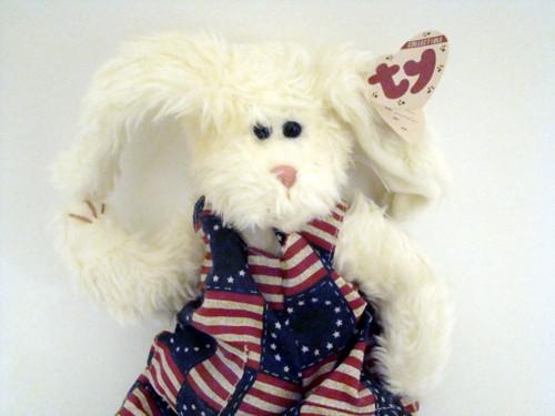 Ty Attic Treasures Collectible Gloria Rabbit (TY-Gloria)