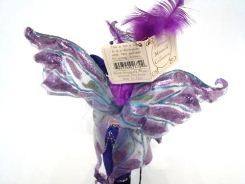 Show Stopper Butterfly Queen Tassel Doll LE695