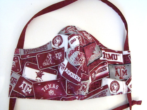 Face Mask - Texas A&M Aggies Country