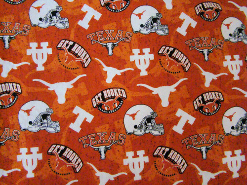 University of Texas Longhorns  Get Hooked