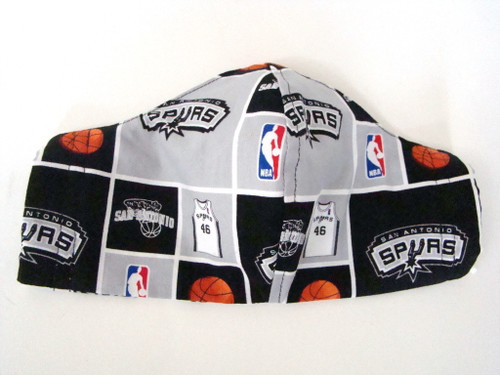 Face Mask - San Antonio Spurs (FM-SA-SPURS)