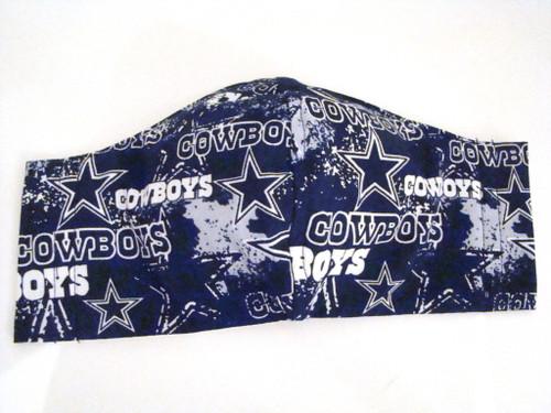 Face Mask - Dallas Cowboys (FM-DALLAS-COWBOYS)