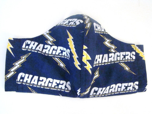 Face Mask - Chargers (FM-CHARGERS)
