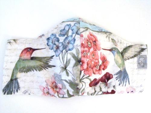 Hummingbirds and Butterflies (FM-HUMMINGBIRD)