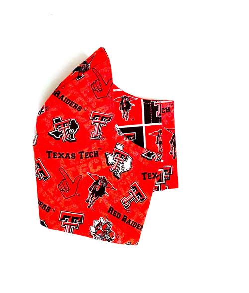 Face Mask - Texas Tech Red Raiders (FM-TEXAS-TEXASTECH)