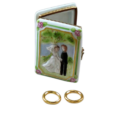 Wedding Book Limoges Box