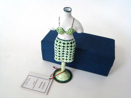 Kelvin Chen Mannequin Dress Form in Green EG007