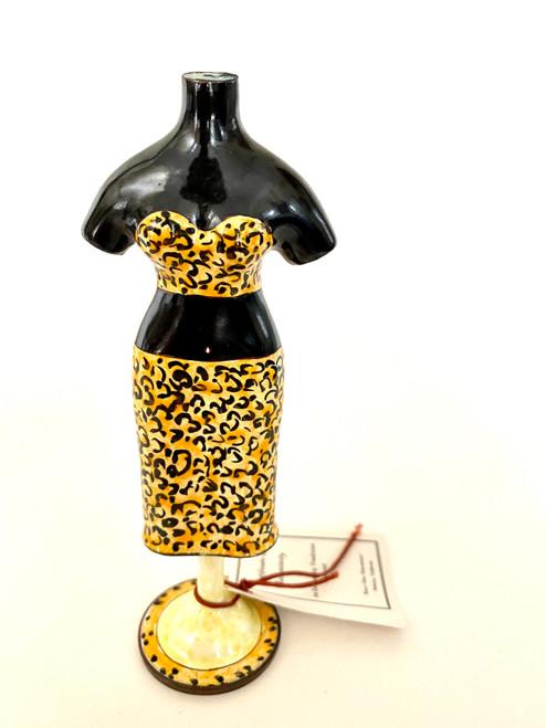Kelvin Chen Mannequin Dress Form in Leopard EG001