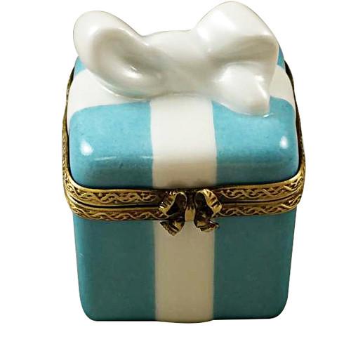 Tiffany Blue Gift Box Rochard Limoges Box