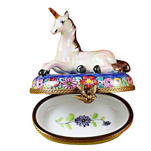 Limoges Imports Unicorn Limoges Box