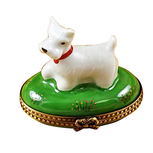 Westie Limoges Box RD031-G