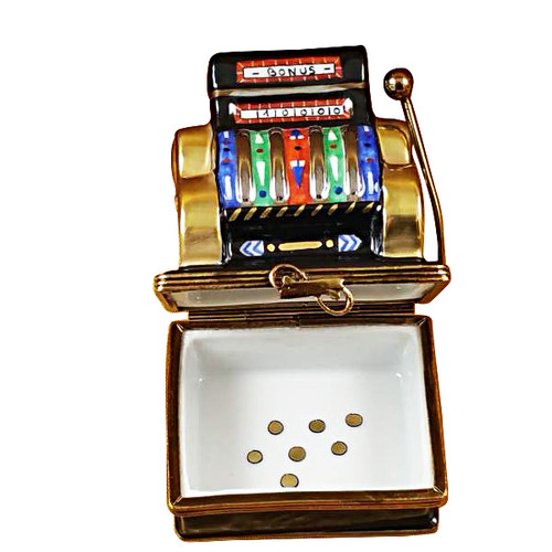 Jackpot Slot Machine Rochard Limoges Box