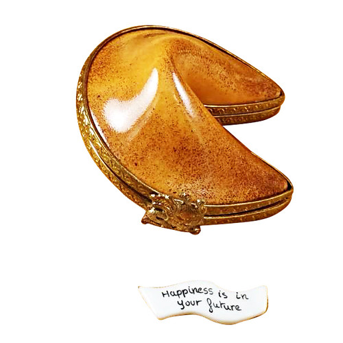 Fortune Cookie Rochard Limoges Box