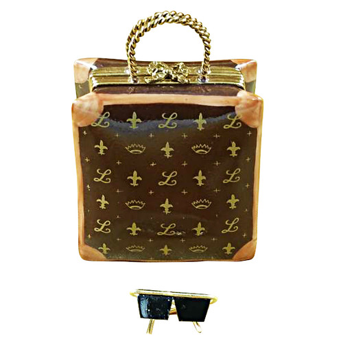 Rochard DESIGNER SHOPPING BAG Limoges Box RL155-K