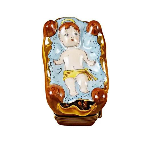 Rochard BABY JESUS Limoges Box RR201-H