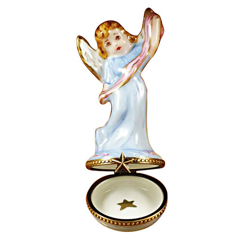 Nativity Angel Rochard Limoges Box