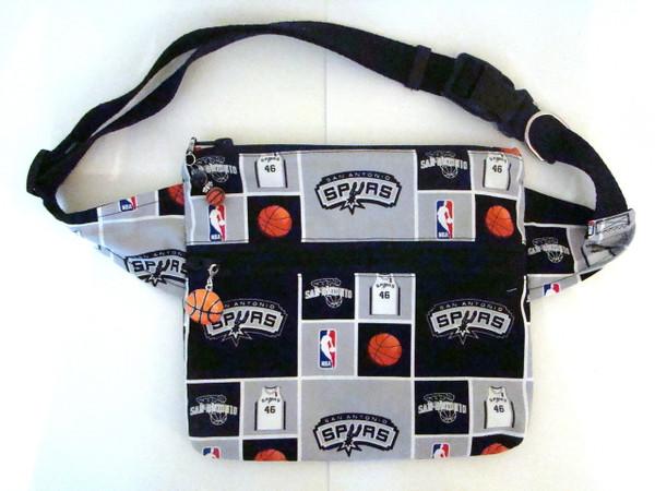 San Antonio Spurs Slimline Fanny Pack