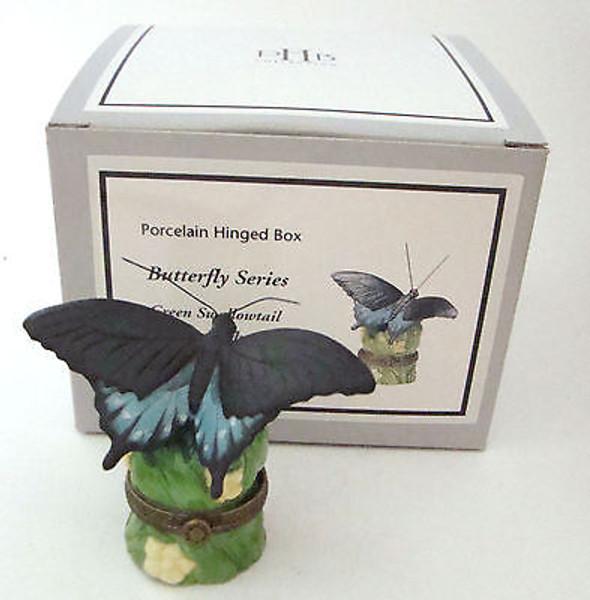 Green Swallowtail Butterfly PHB