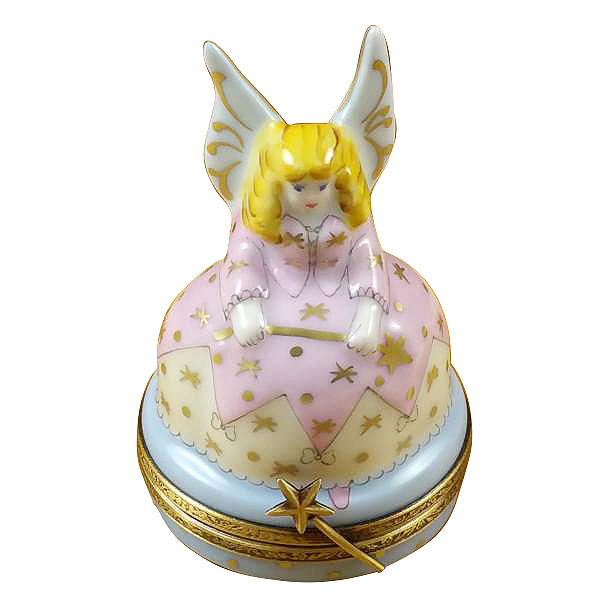 Tooth Fairy Rochard Limoges Box