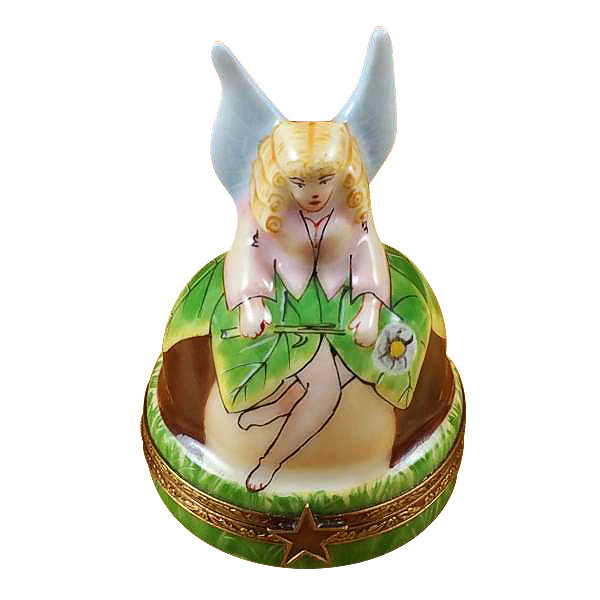 Fairy Flower Rochard Limoges Box