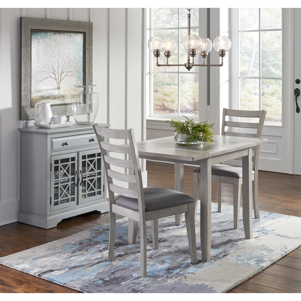 Buy Sarasota Springs 3 Piece Dining Set Includes Table And 2 Chairs On Sale Near Houston Friendswood League City Starfine Furniture Mattress