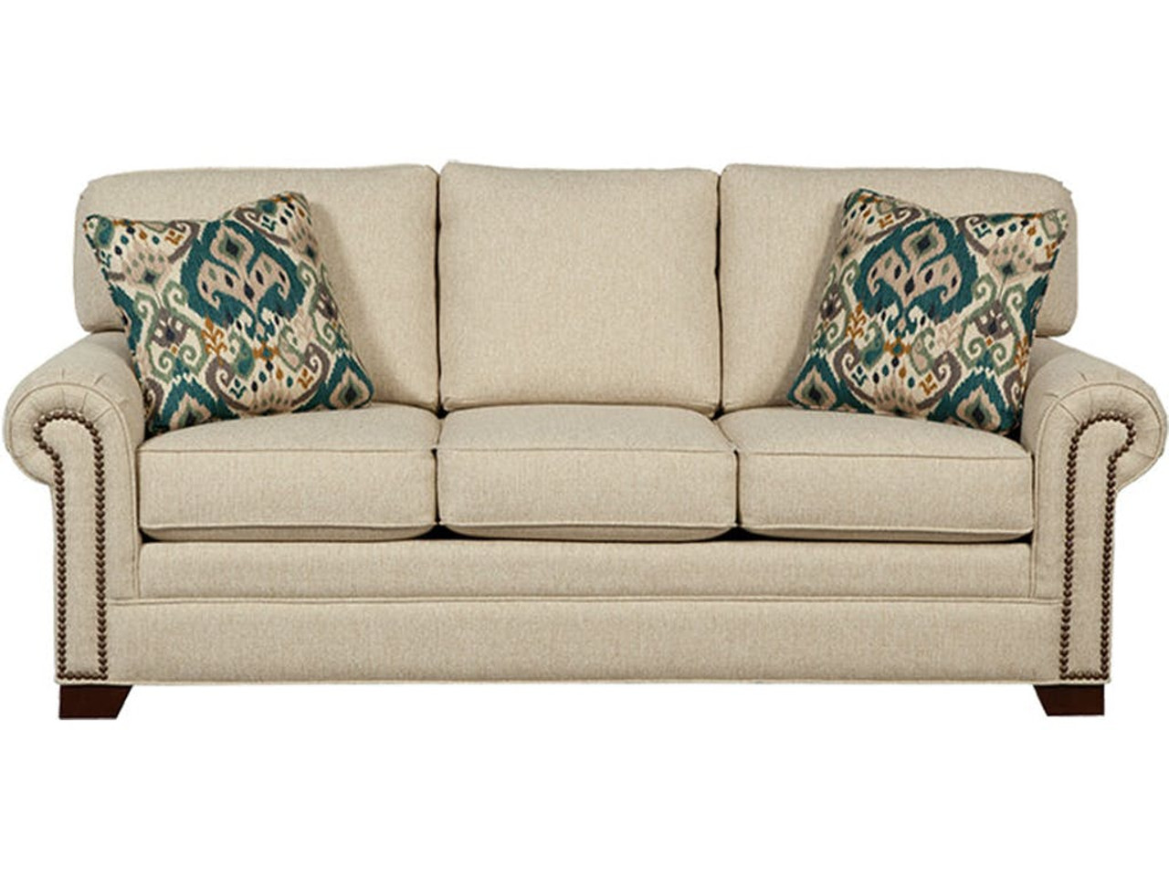 The Craftmaster Model 756550-68 Sleeper Sofa/Couch
