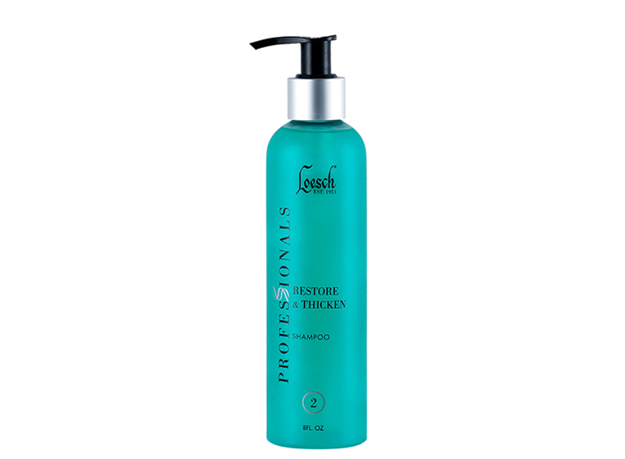 8 oz. Professional Restore & Thicken Shampoo