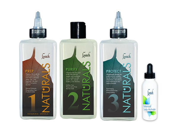 Naturals Hair Maintenance System Kit (Level 2) - Kit Value: $105.50