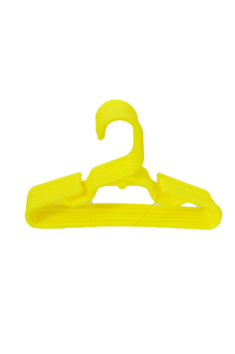 Pastel Yellow Doll Clothes Hangers for American Girl Dolls