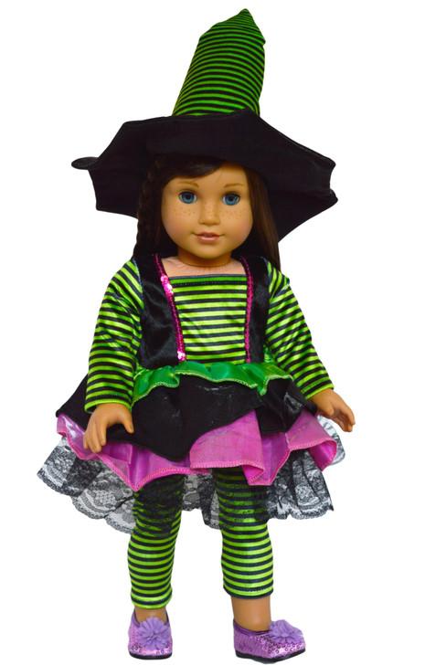 New Modern Halloween Costume for American Girl Dolls
