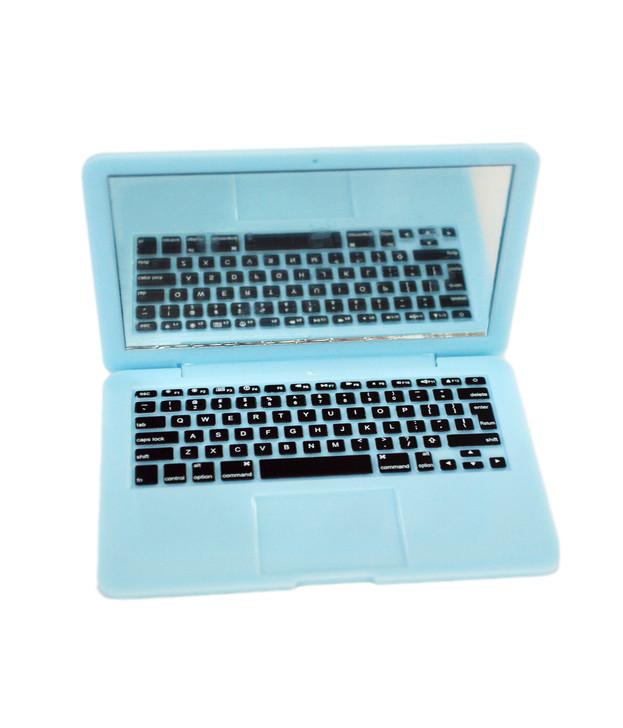 Blue Laptop For American Girl Dolls