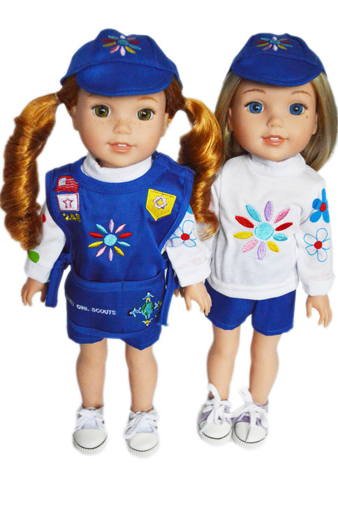 My Brittany's Daisy Outfit for Wellie Wishers Dolls