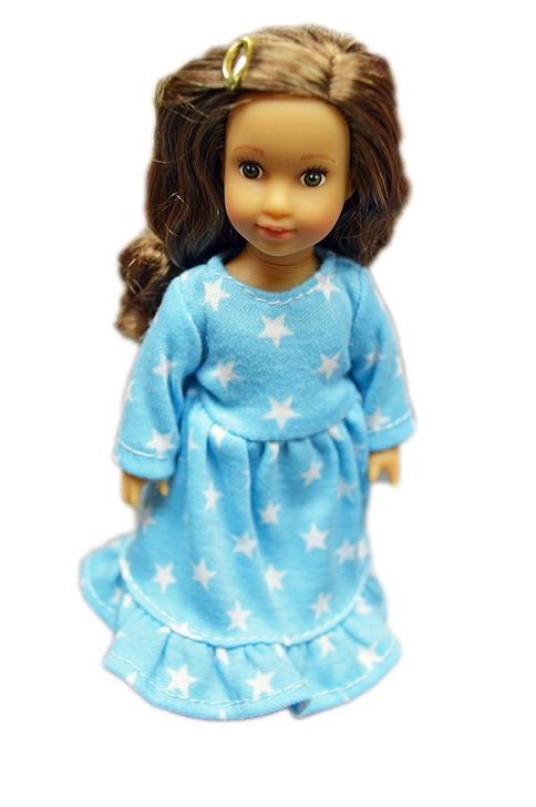 My Brittany's Mini Star Nightgown for 6 Inch Mini Dolls